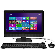 Dell Inspiron 20 Touch All-in-One PC - Intel,4GB, 500GB HDD - E281795