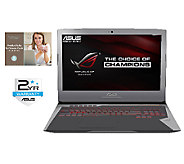 ASUS 17 ROG Laptop - Core i7, 16GB RAM, 1TB HDD with Software - E285395