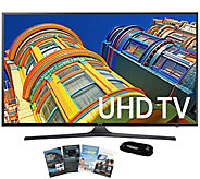 Samsung 40 LED Ultra HDTV with App Pack and HDMI Cable - E289195