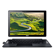 Acer Switch Alpha 12 2-in-1 Laptop - Core i5,8GB, 128GB SSD - E290095