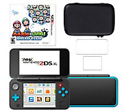 New Nintendo 2DS XL with Mario and Luigi DreamTeam - E292295