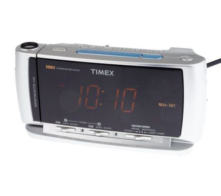 timex readyset dual alarm clock radio w removable flashlight page 1. Black Bedroom Furniture Sets. Home Design Ideas