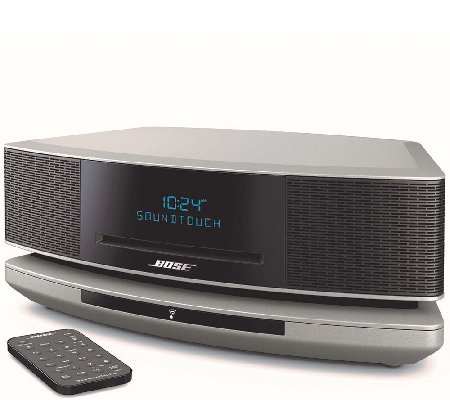 bose wave soundtouch iv wireless music system. Black Bedroom Furniture Sets. Home Design Ideas