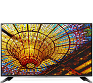LG 58 4K Ultra High Definition Smart TV w/ App Package - E229096