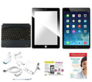 Apple iPad Air WiFi 16GB with Bluetooth Keyboard and Accessories - E229796