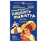 Naughty Marietta (1935) - DVD - E271296