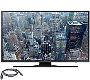 Samsung 55 LED 4K Ultra UHD Smart TV w/ HDMI - E287096