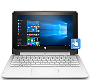 HP 11 2-in-1 Laptop Intel,2GB, 32GB Office 3651 Yr.& Software - E287396
