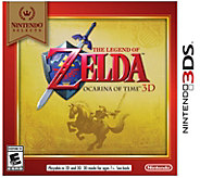 Nintendo Selects: The Legend of Zelda Ocarina of Time 3D - 3DS - E289596