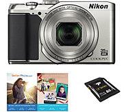 Nikon Coolpix A900 Wi-Fi Camera - 4K UHD, 35X zoom - E290796