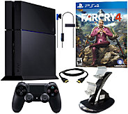 Sony PS4 System w/ Far Cry 4 , headset & Accs. - E227097