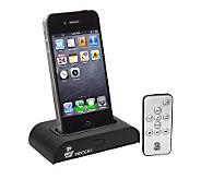 Pyle Universal iPod/iPhone Docking Station- Audio & Charging - E257597