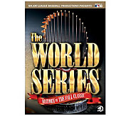 The World Series: History of the Fall Classic Deluxe DVD Set - E263797