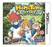 Hometown Story - Nintendo 3DS - E273997