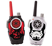 Star Wars FRS Long-Range 2-Way Walkie Talkies - E286097