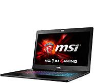 MSI GS72 17 Gaming Computer - Core i7, 16GB RAM, GTX 970M - E288597