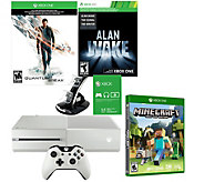 Xbox One 500GB Quantum Break Bundle with Minecraft - E288797