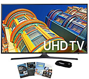 Samsung 43 Class LED 4K Ultra HDTV with App Pack & HDMI Cabl - E289197