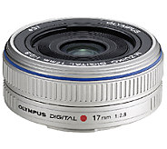 Olympus 17mm mFT Lens - E223298