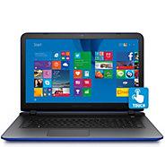 HP Pavilion 15 Touch Laptop Quad Core 8GB RAM 1TB HDD & Lifetime Tech - E227598