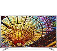 LG 60 4K Ultra HD Smart LED TV with HDMI Cable & App Pack - E230198