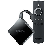Amazon Fire TV with 4K Ultra HD and Alexa Voice Remote - E231798