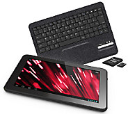 Hipstreet 9 8GB Flare 3 Tablet with Keyboard Case & microSD - E283998