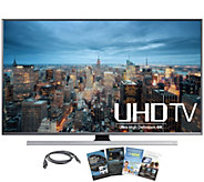 Samsung 55 LED 4K Ultra HD Smart TV w/ HDMI &Software - E287198