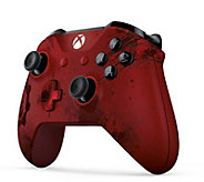 Xbox One Wireless Controller - Gears of War 4Crimson Omen - E291298