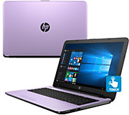 HP 17 Touch Laptop AMD Quad Core 4GB RAM,1TB HD Backlit Keys - E230699