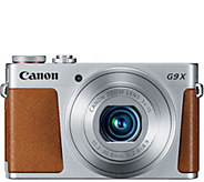 Canon 20.2 Megapixel PowerShot G9 X Camera - E286799