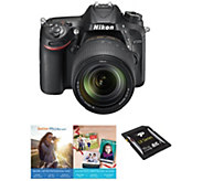 Nikon D7200 DX 24.2MP DSLR Camera with 18-140mmLens - E290699