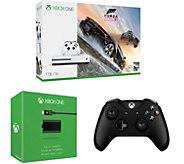 Xbox One S 1TB  Forza Horizon 3 with Controller& More - E292199