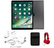 Apple iPad Pro 9.7 256GB Wi-Fi & Headphones -Space Gray - E294499