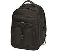 Travelers Club Flex-File Laptop Backpack - F249400