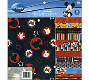 Disney Paper Pad 12x12 24 Sheets - F245001