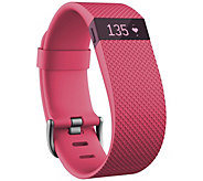 Fitbit Charge HR Wireless Activity Tracker - F249001