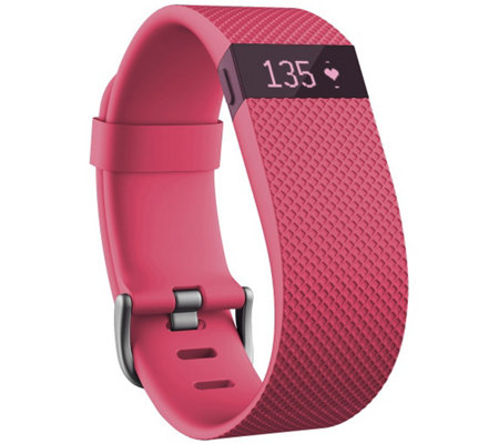 fitbit instruction manual charge hr