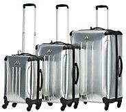 Triforce Luggage 3-Piece Luggage Set - Apex Industrial - F250201