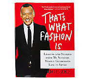 Thats What Fashion Is By Joe Zee - F12002