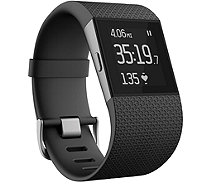 Fitbit Surge Fitness Watch with Heart Rate Monitor - F249003