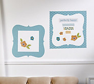Lasting Impressions Removable Fabric Stickables - F13004