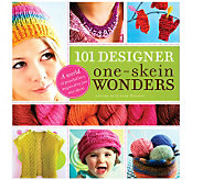 Storey Publishing-101 Designer One-Skein Wonders - F247104
