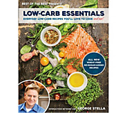 Low-Carb Essentials: Everyday Low-Carb Recipes - F12205