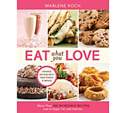 Eat What You Love Paperback Edition by Marlene Koch - F12705