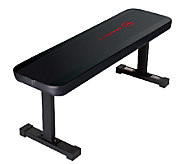 Marcy Utility Flat Bench from Impex Fitness - F248705
