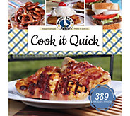 Cook it Quick Cookbook by Gooseberry Patch - F12506