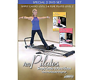 AeroPilates Level Two Workout Set w/ MarjoleinBrugman - F248106