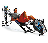 Total Gym Cardio Cyclo Trainer with Guide and Workout DVD - F11307