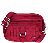 Lug Carousel Convertible Mini Crossbody and Belt Bag - F12107
